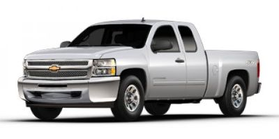 2013 Chevrolet Silverado 1500 LT (Summit White)