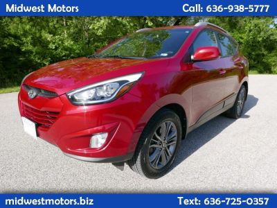 2014 Hyundai Tucson Limited (Red)