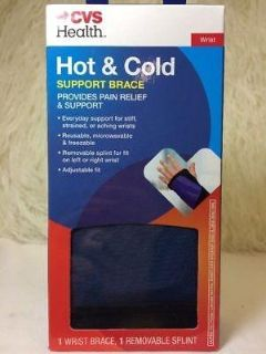 Hot And Cold Support Wrist Brace