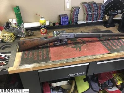 For Sale: 1886 Winchester 45-70