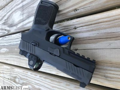 For Sale/Trade: Sig P320 Compact RX
