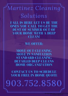 Martinez Cleaning Solutions