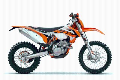 2016 KTM 350 XCF-W Competition/Off Road Motorcycles Manheim, PA
