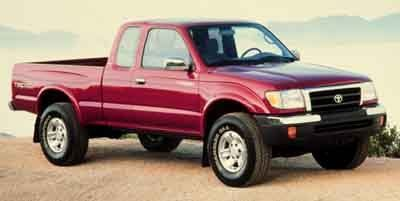 2000 Toyota Tacoma SR5 V6 (Sierra Beige Mica)