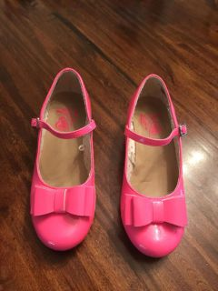 Children s Place girl shoes. Size 13.