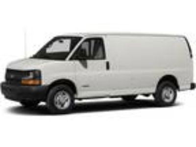 $20750.00 2014 Chevrolet Express Cargo with 45559 miles!