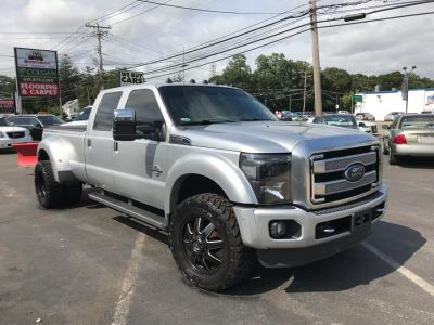 2013 Ford RSX King Ranch (Ingot Silver Metallic)