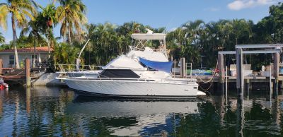 Bertram 28 1981 for sale in north miami (lift kept) $19,500
