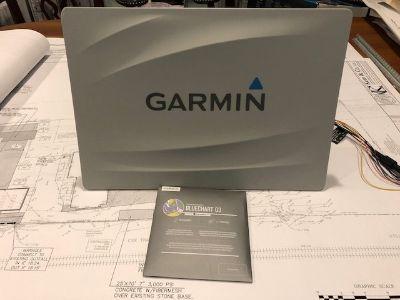 Garmin 7412xsv with G3 Bluechart Maps