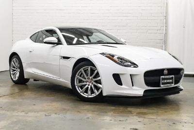 2016 Jaguar F-Type (Polaris White)