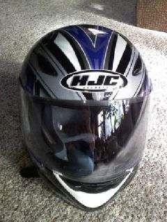$65 HJC Motorcycle Helmet Womens M