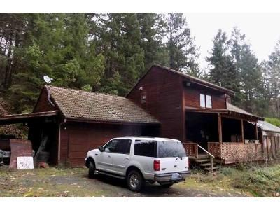 3 Bed 2 Bath Foreclosure Property in Drain, OR 97435 - 2nd St