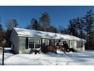 3 Bed 2 Bath Foreclosure Property in Lisbon, NH 03585 - Plains Rd