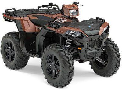 2017 Polaris Sportsman XP 1000 LE ATV Utility ATVs Milford, NH