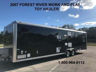 2007 FOREST RIVER WORK AND PLAY 28FT FUELING STATION 7500 WA
