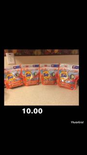 12 count Tide downy pods