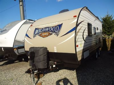 2017 Wildwood 171RBXL Travel Trailer
