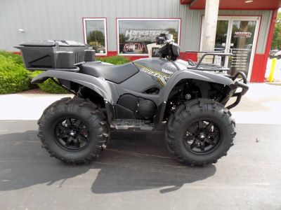 2018 Yamaha Grizzly EPS Utility ATVs Janesville, WI