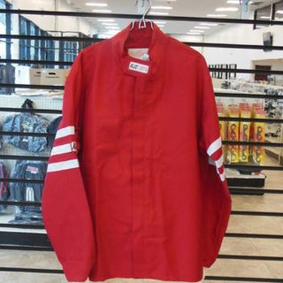 Buy Medium RJS Single Layer Race Suit Combo-Red Proban SFI 3-2A/1 motorcycle in Des Moines, Iowa, United States, for US $90.00
