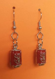 New Handmade Cola Earrings