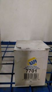 Buy Napa 7701 Auto Trans Filter (WIX 57701) motorcycle in Mulvane, Kansas, United States, for US $20.50