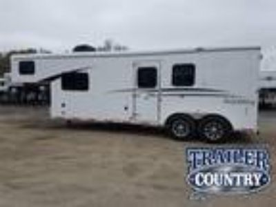 2018 Bison 7209 TRAIL HAND 2 horses