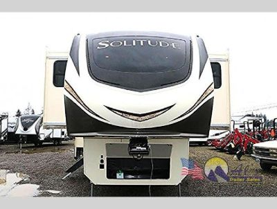 New 2018 Grand Design Solitude 379FLS