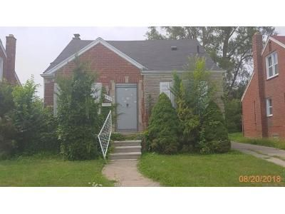 3 Bed 1.1 Bath Foreclosure Property in Detroit, MI 48228 - Warwick St