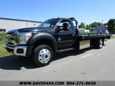 2014 Ford F-550 Super Duty XL Diesel 4X4 Regul (Black)
