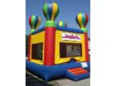 Atlanta Inflatable Rental | Hot Air Balloon Moonwalk for Rent
