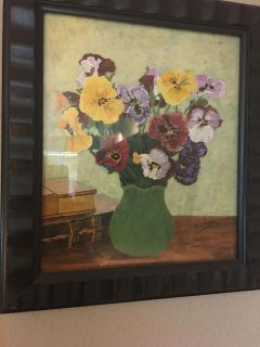 Lovely painting by local artist!