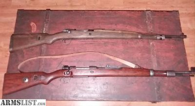 For Sale: Mausers