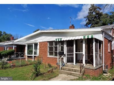 3 Bed 2 Bath Foreclosure Property in Hyattsville, MD 20782 - Rittenhouse St