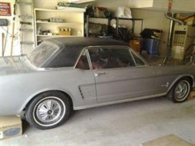 Trabuco Canyon 1966 Mustang and many more Treasures