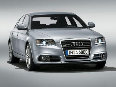 2010 Audi A6 3.0T quattro Premium Plus (Gray)