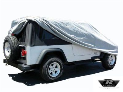 Sell Rampage 1202 Custom Car Cover Fits 04-06 Wrangler (LJ) motorcycle in Burleson, TX, United States, for US $72.00