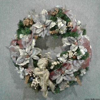 CUSTOM DESIGN HOLIDAY CHRISTMAS WREATH