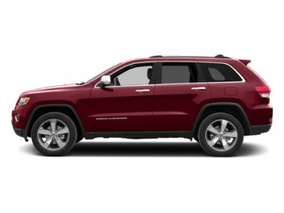2014 Jeep Grand Cherokee Limited (Deep Cherry Red Crystal Pearlcoat)