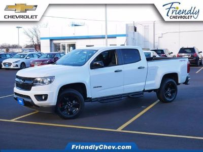 2019 Chevrolet Colorado (summit white)