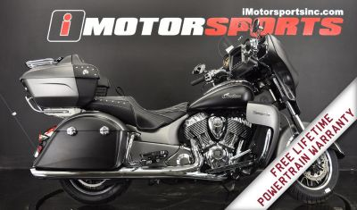 2019 Indian Motorcycle Roadmaster Steel Gray Smoke / Thunder Black Smoke