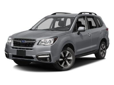 2017 Subaru Forester 2.5i Limited (Crystal White Pearl)
