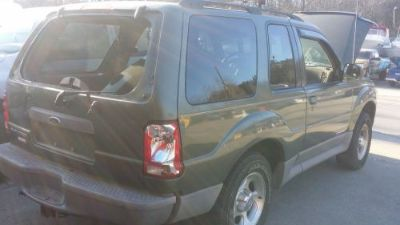 Sell 2002 Ford Explorer 4.0 Engine 73,091 MILES RUNS GOOD motorcycle in Canton, Georgia, United States