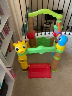 Jungle baby toy