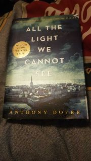 All the light we cannot see hardcover $1