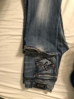Miss Me Jeans-size 34