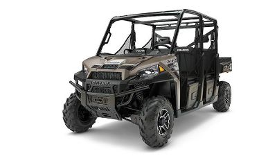 2017 Polaris Ranger Crew XP 1000 EPS Side x Side Utility Vehicles Deptford, NJ