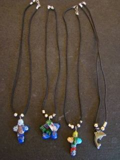 Fimo necklaces (brand new)