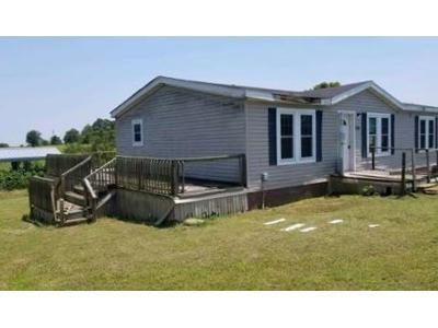 3 Bed 2 Bath Foreclosure Property in Coal Hill, AR 72832 - Rabbit Hill Rd