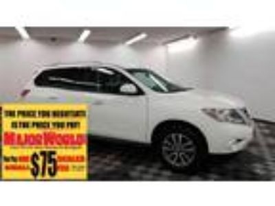 $19888.00 2016 NISSAN Pathfinder with 46207 miles!