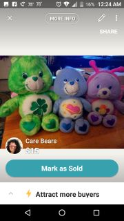 Collectible Care Bears